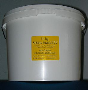 Silicone Grease E&V 10kg pail x 1